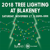 11/17 - SANTA ARRIVAL & TREE LIGHTING CEREMONY