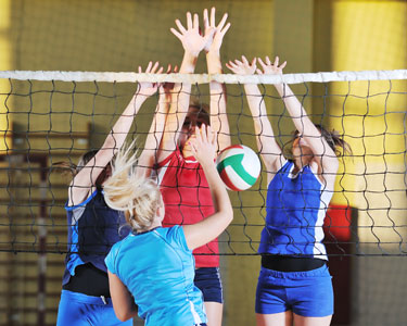 Kids Charlotte: Volleyball Summer Camps  - Fun 4 Charlotte Kids