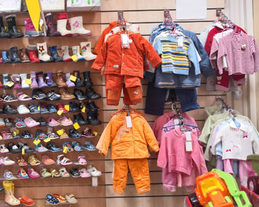Kids Charlotte: Clothing and Shoe Stores - Fun 4 Charlotte Kids