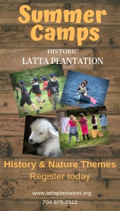 Historic latta planattion