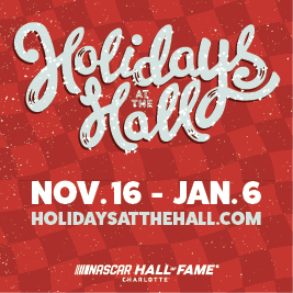 HOLIDAYS AT THE HALL