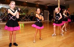 Piper Glen Ballroom Kids Dance Classes