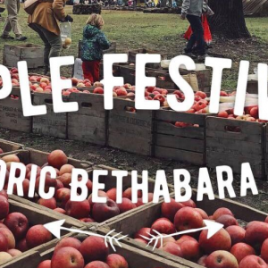 10/26 Apple Festival at Historic Bethabara Park