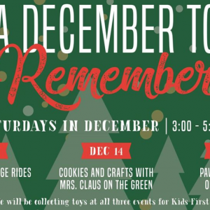 12/07, 12/14 & 12/21 A December to Remember in the Promenade On Providence