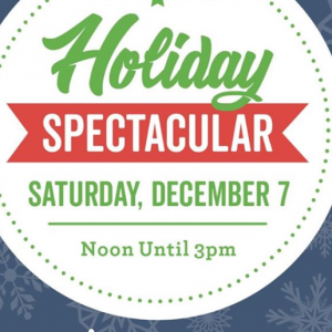 12/07 Holiday Spectacular at Ballantyne Village