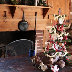 12/05 A Home School Christmas at Historic Latta Plantation