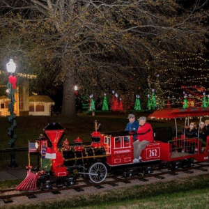 11/20-12/30 Winterland Express & Celebration of Lights