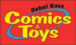 Rebel Base Comics & Toys