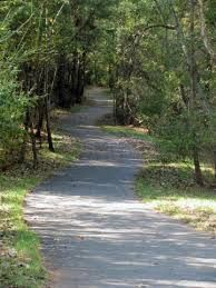 The Ruth G. Shaw Trail on Toby Creek Greenway