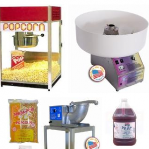 Frankies Carnival Games Concession Equipment and Supplies