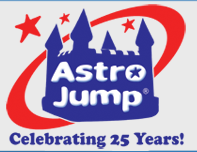 Astro Jump Carnival Game Rentals