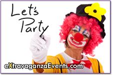 Extravaganza Events Birthday Parties