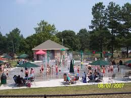 Veterans Splash Park