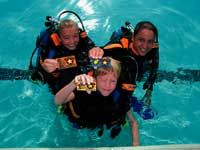 Water Adventures Scuba Diving Training