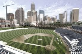 Charlotte's Nights Baseball Stadium