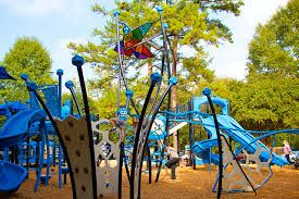 Charlotte's Playgrounds and Parks