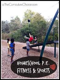 Sports Connection Homeschool P.E