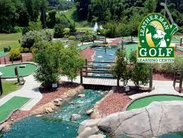 Leatherman Golf Learning Center Miniature Golf