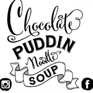 Chocolate Puddin Noodle Soup