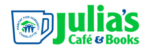 Julia's Café and Books