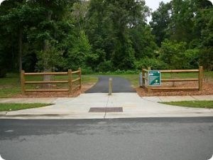 Briar Creek Greenway - Arnold Drive to Masonic Drive