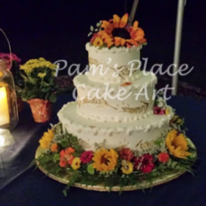 Pam's Place Cake Art