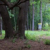 Disc Golf at Eastway Park