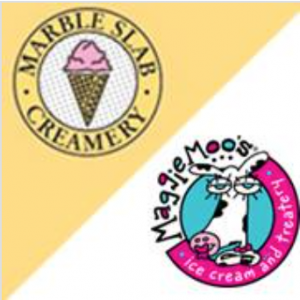 Marble Slab Creamery and MaggieMoo's Ice Cream and Treatery