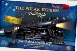 11/06 - 12/30 - The polar Express with the Great Smoky Mountains