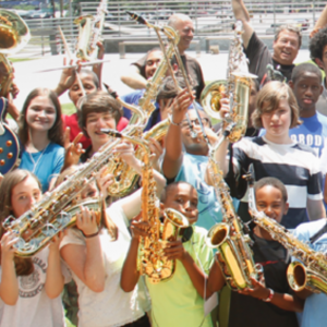 06/11-06/16 Charlotte JazzArts Summer Camp 2018