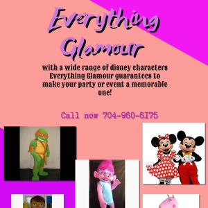 Everything Glamour Parties