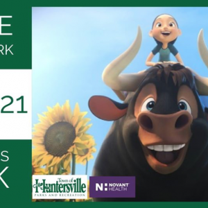 06/21 Movies in the Park at Huntersville Parks & Recreation