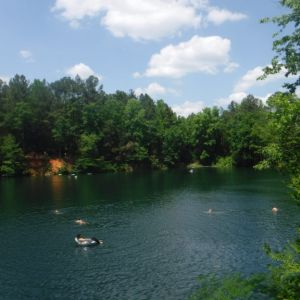 Eno Rock Quarry at Eno State Park